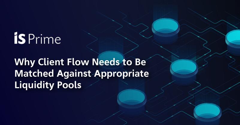 liquidity pools client flow