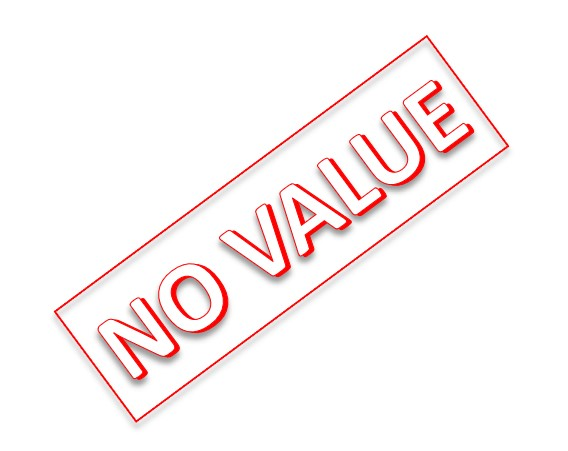 No Value