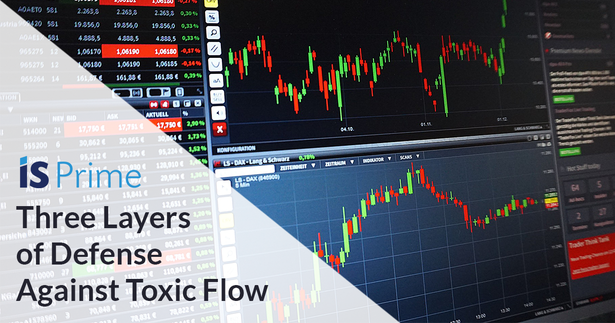 toxic flow trading and risk management